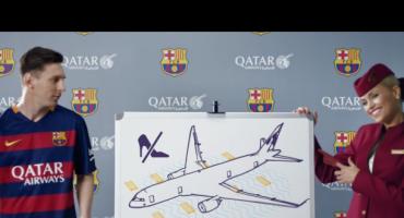 Neues Sicherheitsvideo mit Messi & Co.