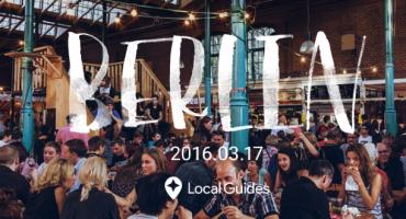 Google lädt zum Local Guides-Event in Berlin ein
