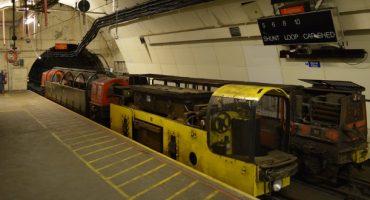 London öffnet geschlossene Stationen der Mail Rail