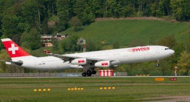 Swiss testet Telefonie an Bord