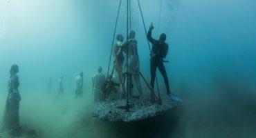 Das erste Unterwassermuseum Europas