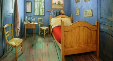 Übernachten in Van Goghs Schlafzimmer