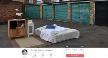 Skurrile Inserate auf Airbnb