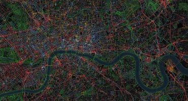 Chatty Maps: So klingen die Städte der Welt