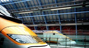 Neue Eurostar-Züge verfügen über WLAN und Unterhaltungssystem