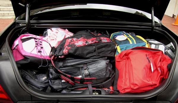 auto-kofferraum