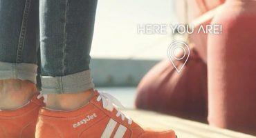 Der smarte Schuh von EasyJet