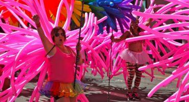 5 bunte Gay Pride Parades
