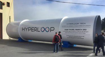 Die ersten Hyperloop-Tests waren ein Erfolg