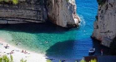 Den schönsten Strand Europas finden Sie in Kroatien!