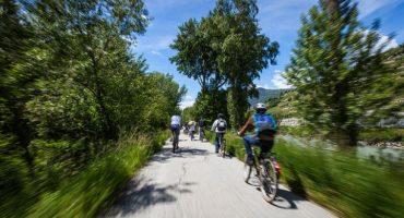 Mountainbiker retten den Sommertourismus