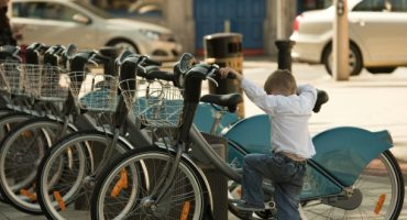 Public Bikes in Dublin