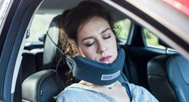 NodPod: Diese Hängematte für den Kopf lässt Sie auf Reisen durchschlafen