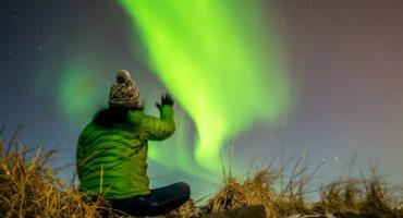 Aurora Borealis: Wenn in Reykjavik die Lichter ausgehen, wird eines der schönsten Naturspektakel sichtbar