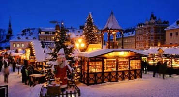 Die zehn besten Weihnachtsmärkte in Europa