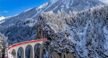 Das sind die ungewöhnlichsten und schönsten Zugstrecken der Welt