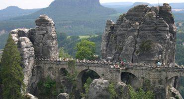 Bastei-Felsaussicht: Wahrzeichen der Sächsischen Schweiz bleibt für immer gesperrt