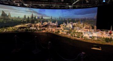 """Disney enthüllt erste Modelle für """"Star Wars""""-Themenpark"""